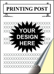 500 2 part Ncr Forms 8 X 11 Your Design Printing