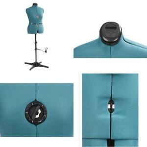 Adjustable Sewing Dress Form Female Mannequin Torso Stand W pin Cushion Medium