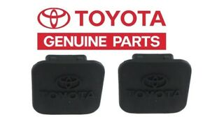 2000 2017 Oem Factory Toyota Tow Trailor Hitch Cover Plug Pt228 35960 Hp Pair