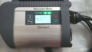 New Quality Mercedes C4 Sd Connect Diagnostic Tool With Wifi Without Cables