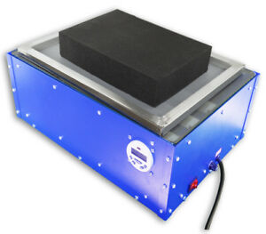 Uv Exposure Unit 110v Curing Machine pad screen Printing Plate Exposure 18 12in