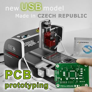 Cnc Router Engraver 3d Engraving Drilling Milling Machine For Pcb Cnc Wegstr