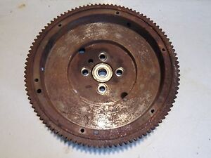 Farmall 300 Tractor Fly Wheel