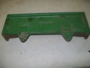 1945 John Deere B Serial 174508 Tractor Radiator Side 1 B1804r