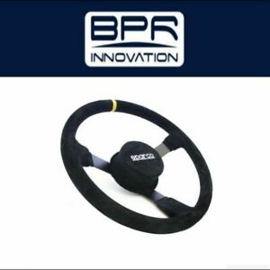 Sparco 13in Steering Wheel Nascar 015r330csn