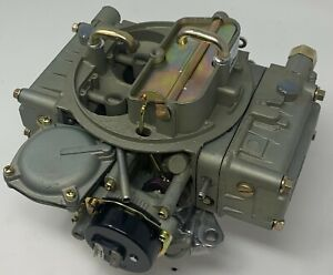 Holley Remanufactured Marine Carburetor 600 Cfm For Gm Engines Ncr 80551