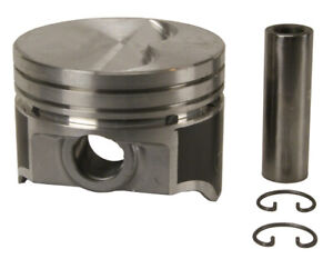 Speed Pro Hypereutectic H660cp40 Pistons 8 Pack Flat Top Sbc Chevy 327