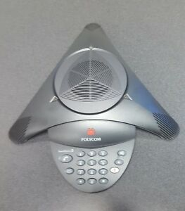 Polycom Soundstation 2 2201 15100 601 Non Expandable No Display Conference Phone