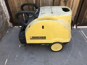 Karcher Hds 2 3 13 C Ed Hot Water Pressure Washer