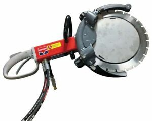 Hycon Hrs400 Hydraulic Ring Saw Power Cutter 16 20 Off List Price