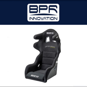 Sparco Black Fia Approved Pro adv Racing Seat 008093fnr