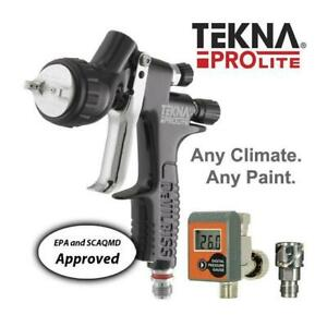 Tekna Prolite Spray Gun Uncupped 1 2 1 3 1 4 Te10 Te20 703567