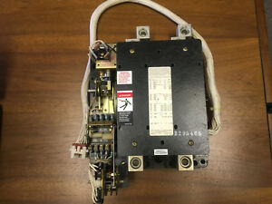 Asco 240v 2 Pole 225 260 Amp Open Contactor W Kohler Wiring Harness Tested