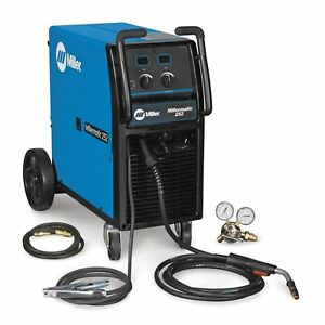 Brand New Lowest Price Miller Millermatic 252 Mig Welder Free Shipping 907321