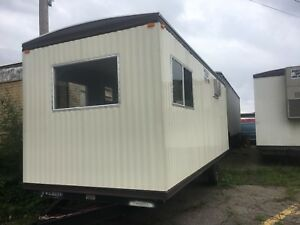 8 X 24 8 X 20 Box Mobile Office Trailer pa