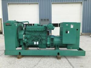 _350 Kw Onan Generator 12 Lead Reconnectable 1 3 Phase 277 480 Volts