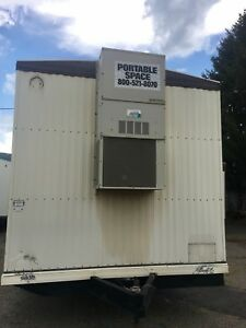10 X 50 10 X 46 Box Mobile Office Trailer pa