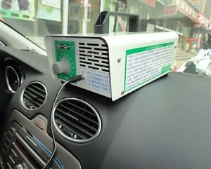 4g h Dc 12v Vehicle mounted Automotive In car Car Ozone Generator Smell Remover