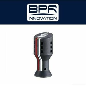 Sparco Black With Orange And White Accents Settanta Shift Knob 03736ao
