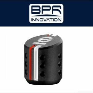 Sparco Black With Orange And White Accents Settanta R Shift Knob 03737ns