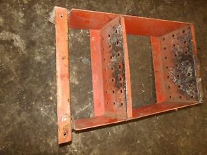 Case 1370 Tractor Steps
