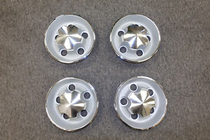 Mopar 72 73 74 Rally Wheel Center Caps