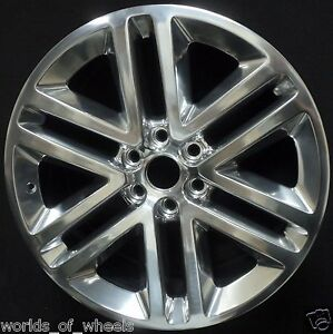 Ford Expedition 2015 2016 Polished 22 New Replacement Wheel Rim Tn 3993