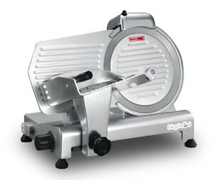 Commercial Kitchen Economy Meat Slicer 9 With 1 4 Horsepower