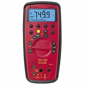 Current Testers Amprobe 37xr a True Rms Digital Multimeter Component Logic Data