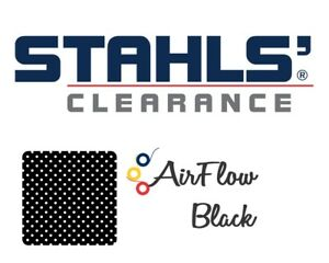 15 X 5 Yards Stahls Airflow Heat Transfer Vinyl Htv Black