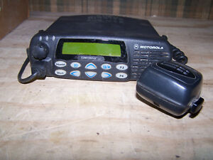 Motorola Cdm1550ls Mobile Radio With Mic Aarmn4025c