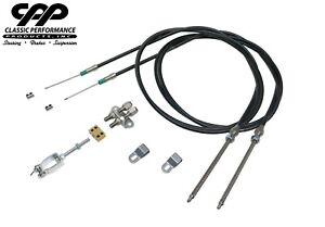 Cpp Universal Parking Emergency Brake E brake Cable Kit
