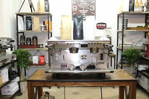 Rancilio Classe 8 2 Group High Cup Commercial Espresso Coffee Machine