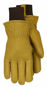 Midwest Gloves And Gear 609tlkw xl az 6 Cowhide Leather Work Glove With Lining