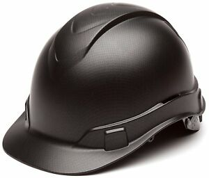 Protective Hard Hat Construction Work Safety Head Helmet Cap 4 Point Suspension