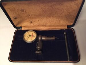 Starrett Last Word Indicator Set No 711 f Gem Instrument Box