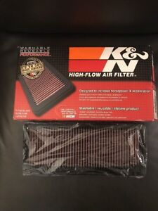 K n 33 2374 High Performance Replacement Air Filter
