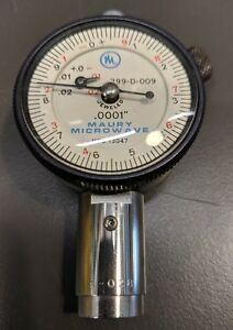 Maury Microwave A 028 Metrology Grade Connector Gage For 7mm Apc7 A028