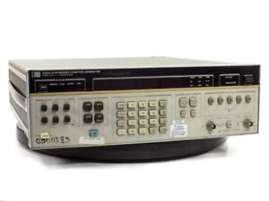 Hp 3325a Synthesizer Function Generator Option 002