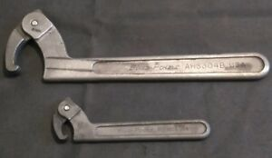 Blue Point Snapon Spanner Wrench Set
