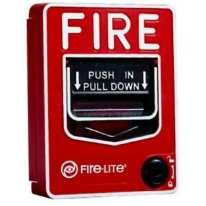 New Fire lite Bg 12lo Manual Pull Station Free Shipping The Same Business Day