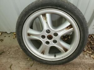 1998 1999 00 01 02 2003 Jaguar Xjr Xj8 Xj8l Vanden Plas Set 4pc 18 Wheels Tires