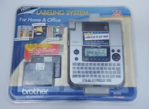 Brother P touch Pt 1830c Label Printer Label System For Home Office