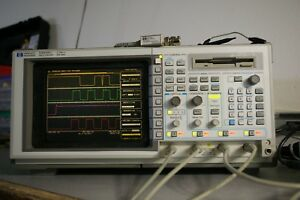 Hp Agilent 54542c 500 Mhz 2gsa Real time Color Digital Oscilloscope Dso My Best