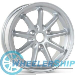 New 15 Replacement Rear Wheel For Smart Fortwo Passion 2008 2009 2010 2015 Rim