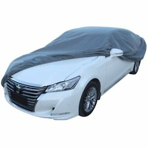 Best Outdoor Car Cover Universal Fit Waterproof Dust Rain Snow Protection
