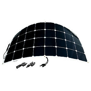 100 Watt 5 62 Amp Solar Expansion Kit