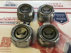 Honda Accord Civic Cvcc Wheel Center Caps set Of 4 73 83 Civic Oem Honda