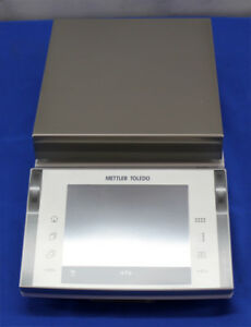 Mettler Toldeo Xp6001s Analytical Balance Scale