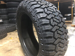 4 New 35x12 50r22 Fury Off Road Country Hunter R T Tires Mud A T 35 12 50 22 R22